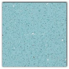 Gulfstone Quartz Aquamarine sparkly mirror tile in 60x60cm