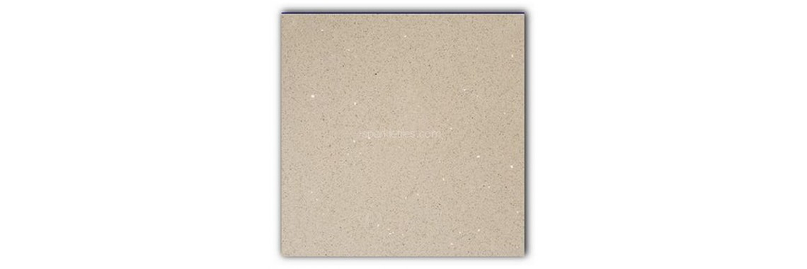 Essel beige sparkly mirror tile