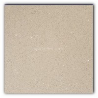 Gulfstone Quartz Essel beige sparkly mirror tile in 90x90cm