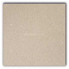 Gulfstone Quartz Essel beige sparkly mirror tile in 40x40cm