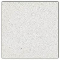 Gulfstone Quartz Pearl white sparkly mirror tile in 15x15cm
